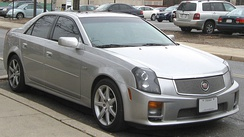 First generation Cadillac CTS-V