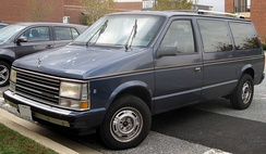 1987-1990 Plymouth Grand Voyager SE