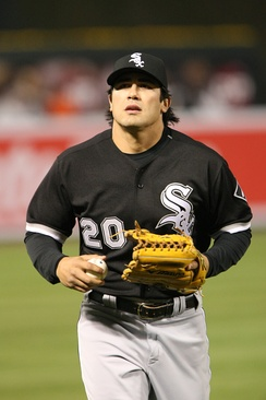Carlos Quentin (2003) won the Silver Slugger Award in 2008.