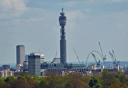 Телебашня BT Tower