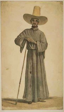 Jesuit in 18th century, Brazil