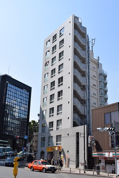 Building hosting the Maldivian embassy in Tokyo
