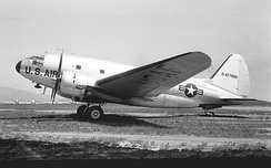 Curtiss C-46D