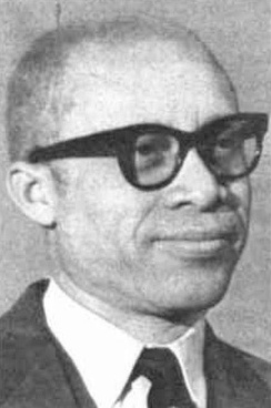 Clifton DeBerry, two-time presidential candidate of the Socialist Workers Party.