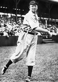 Cy Young, the all-time leader in career wins