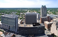 Raleigh's downtown