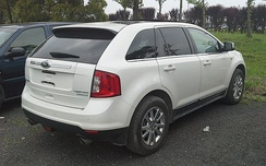 Ford Edge (China; facelift)
