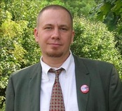 Greg Pason has run for office on the Socialist Party ticket several times since 1994