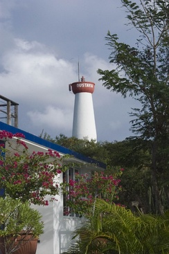 Gustavia Lighthouse