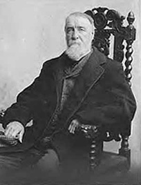 "English-born Henry Chadwick is often called the ""father of Baseball""."