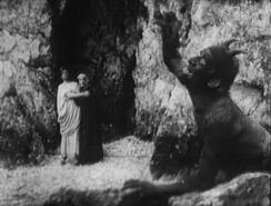 Italian silent epic film L'Inferno (1911), based on Inferno, the first canticle of Dante Alighieri's Divine Comedy.