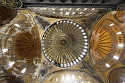Central domes of the Hagia Sophia