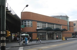 Myrtle–Wyckoff Avenues subway station