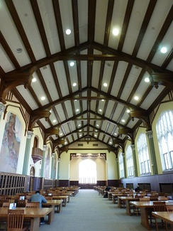 The Great Room at Hale Library