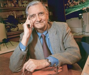 E. O. Wilson, a central figure in the history of sociobiology, from the publication in 1975 of his book Sociobiology: The New Synthesis