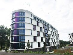 The Copse student accommodation