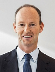 Thomas Rabe, Chairman and CEO since 2012