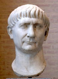Trajan became emperor of Rome through adoption by the previous emperor Nerva, and was in turn succeeded by his own adopted son Hadrian. Adoption was a customary practice of the Roman Empire that enabled peaceful transitions of power