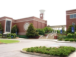 Campus Center, Tennessee State University