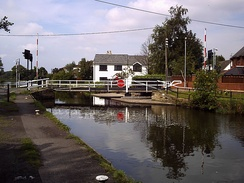 Bell's Swing Bridge#16 in Lydiate