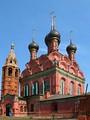 Церковь Богоявления (1684-1693) в 2009