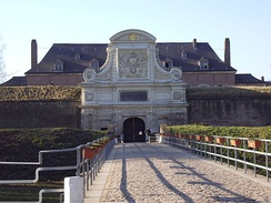 Entrance to the 'Vauban Citadel' (17th century)