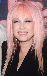 Lauper wrote the songs for the show.