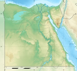 Sais is located in Egypt