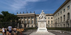 The Humboldt University of Berlin is affiliated with 57 Nobel Prize winners.