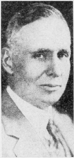 James C. McLaughlin, Michigan Congressman.