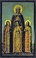 Holy martyrs Faith, Hope and Charity and their mother Sophia, 1685