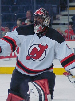 Weekes with the New Jersey Devils