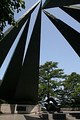 Monument to 100 years of friendship between Korea and the US in Jayu Park