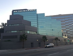 New York Film Academy: College of Visual and Performing Arts located in Burbank, CA., next to Warner Brothers