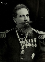 General Bernardo Reyes, political rival of Díaz