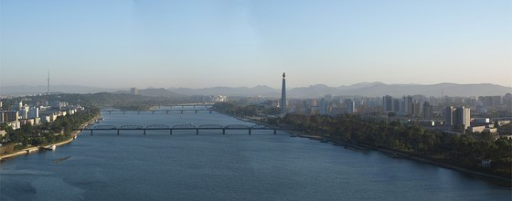 Pyongyang is the capital of North Korea, and is a significant metropolis on the Korean Peninsula.