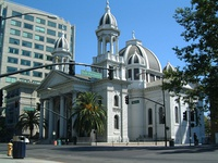Cathedral Basilica of St. Joseph in San Jose