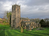 St. Michael and All Angels, Thornhill Parish Church