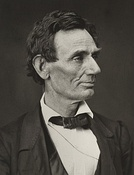 Abraham Lincoln O-26 by Hesler, 1860 (cropped).jpg