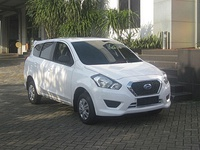 2014 Datsun Go+ Panca T Option (pre-facelift, Indonesia)