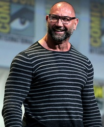 Dave Bautista was praised for his performance as Hinx.