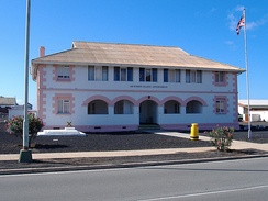 Ascension Government House