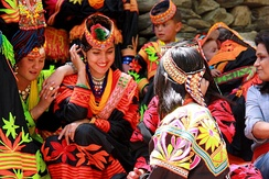 The Kalash people maintain a unique identity and religion within Pakistan.