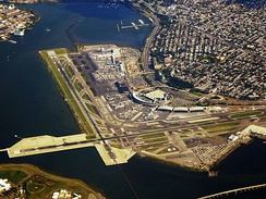 A multibillion-dollar reconstruction of LaGuardia Airport was announced in July 2015.[155]