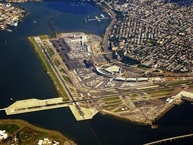 A multibillion-dollar reconstruction of LaGuardia Airport was announced in July 2015.[147]