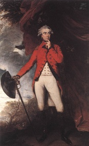 Lord Hastings, by Sir Joshua Reynolds.