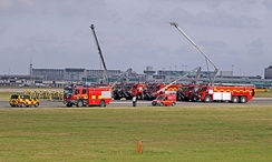 Manchester Airport Fire Service