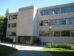 Northrop Frye Hall, University of Toronto