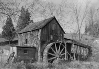 Piney Branch Mill, southeast of Fairfax city, Historic American Buildings Survey