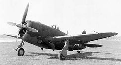 Republic XP-47K (42-8702)